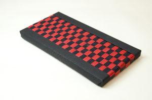 プチたたみ(大) 赤黒 (3)